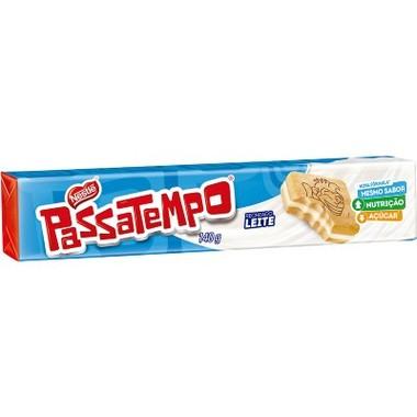 Biscoito Recheado Nestlé Passatempo Leite130g