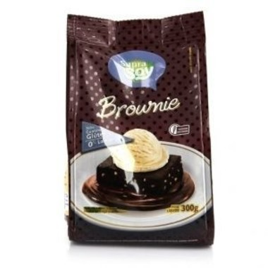 Preparo para Brownie SupraSoy sem Glúten 0% Lactose 300g