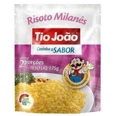 Risoto Milanês Tio João Cozinha & Sabor 175g