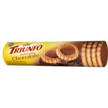 Biscoito Triunfo Tortinhas Chocolate 140g