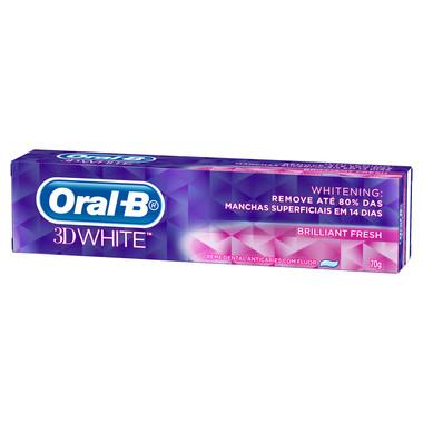 Creme Dental Oral-B 3D White 70g