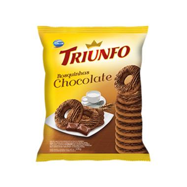 Rosquinha Triunfo Chocolate 400g