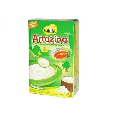 Amido de Milho com Farinha de Arroz Arrozina 200g