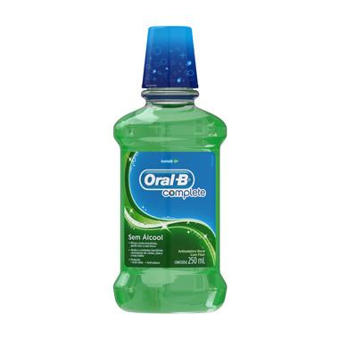 Antisséptico Bucal Oral-B Hortelã 250ml