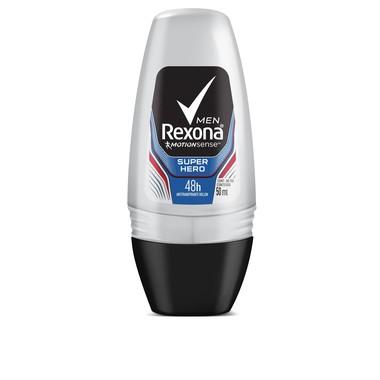 Desodorante Masculino Rexona Superhero Roll-on 50ml