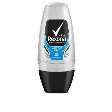 Desodorante Masculino Rexona Active Roll-on 50ml