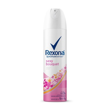Desodorante Feminino Rexona Sexy Aerossol 150ml
