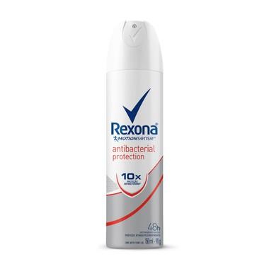 Desodorante Feminino Rexona Antibacterial Aerossol 150ml