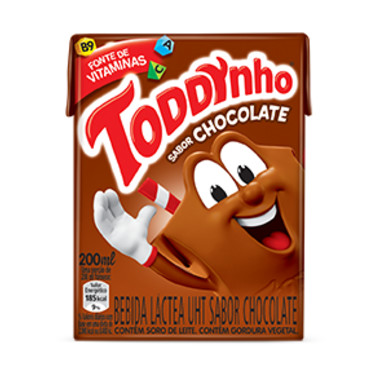 Achocolatado Pronto Toddynho 200ml