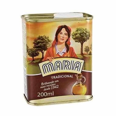 Óleo Maria Composto de Soja e Oliva - Tradicional 200ml