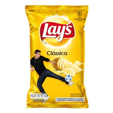 Batata Lay's Lisa Clássica 96g