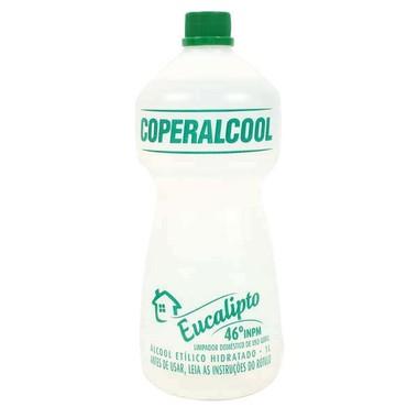 Álcool Líquido Coperalcool Eucalipto 1L