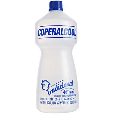 Álcool Líquido Coperalcool Tradicional 1L