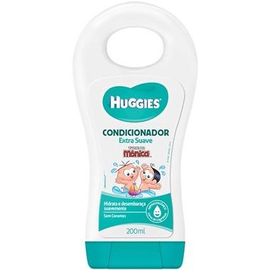 Condicionador Infantil Huggies Extra Suave 200ml