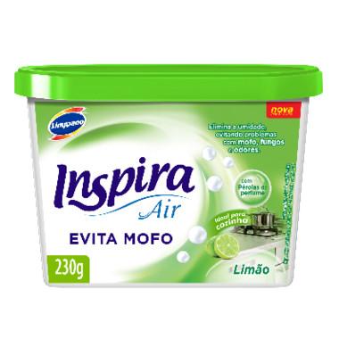 Evita Mofo Inspira Air Limão 230g