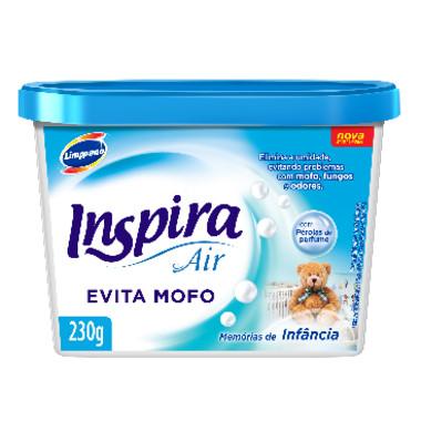 Evita Mofo Inspira Air Memórias de Infância 230g