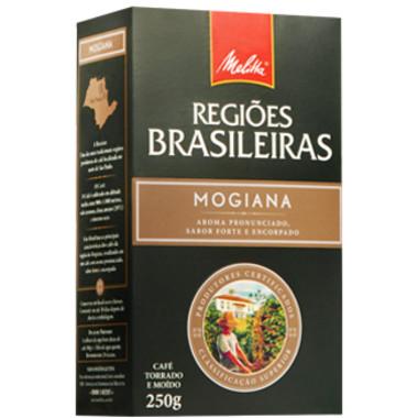 Café Melitta Regiões Brasileiras Mogiana 250g