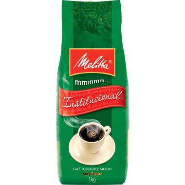 Café Melitta Institucional Torrado e Moído 1kg