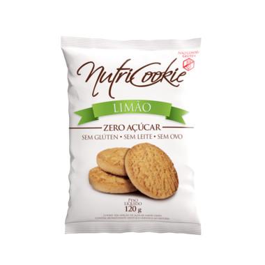 Cookie Nutricookie Limão sem Adição de Açucar 120g