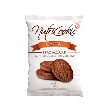 Cookie Nutricookie Cacau sem Adição de Açucar 120g