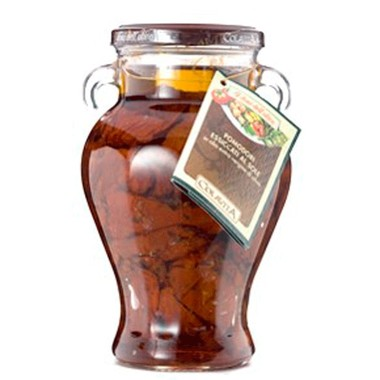 Tomate Seco com Alcaparras Colavita 500g