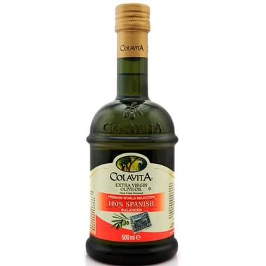 Azeite de Oliva Colavita Espanha Extra Virgem 500ml