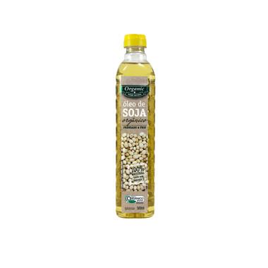 Óleo de Soja Organic 500ml