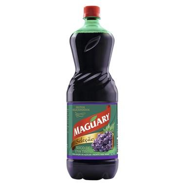 Suco de Uva Tinto  maguary 1,5L