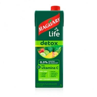 Suco Maguary Life Detox 1L