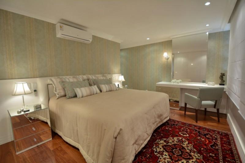 QUARTO - Apartamento Rio Branco-STUDIO MÁRCIO VERZA