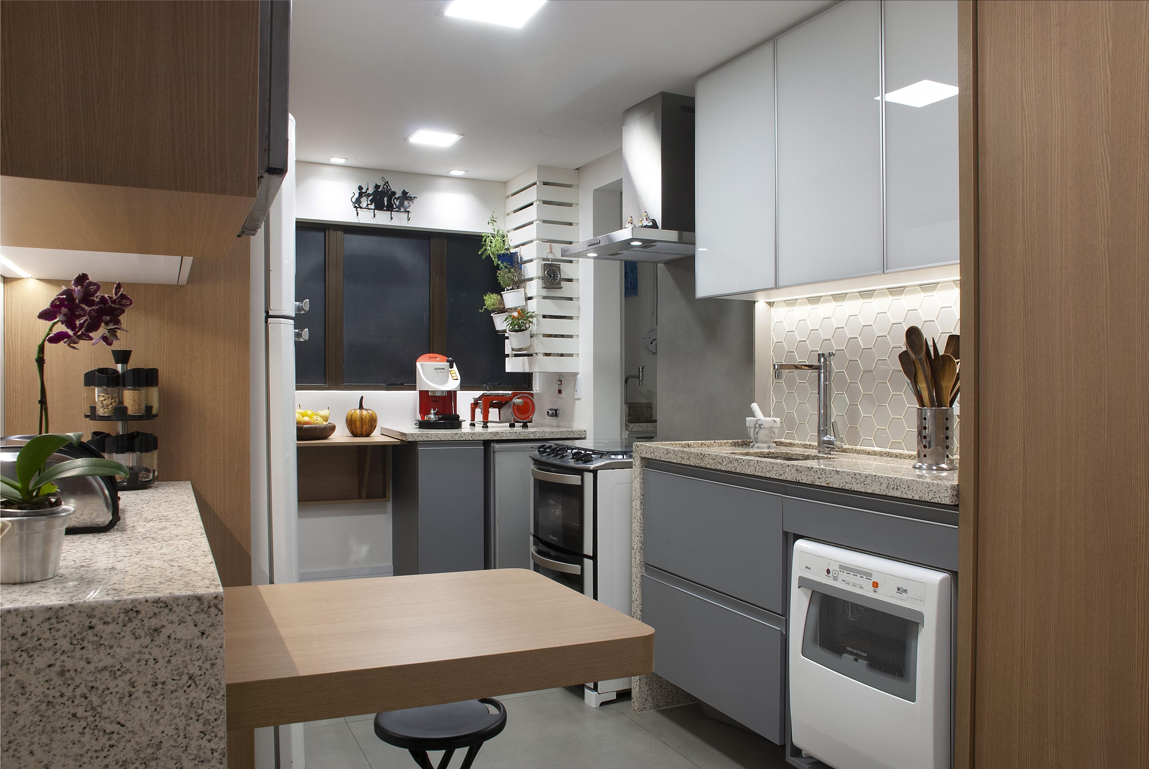 COZINHAS - Apartamento SB-CARINA FRAEB ARQUITETURA