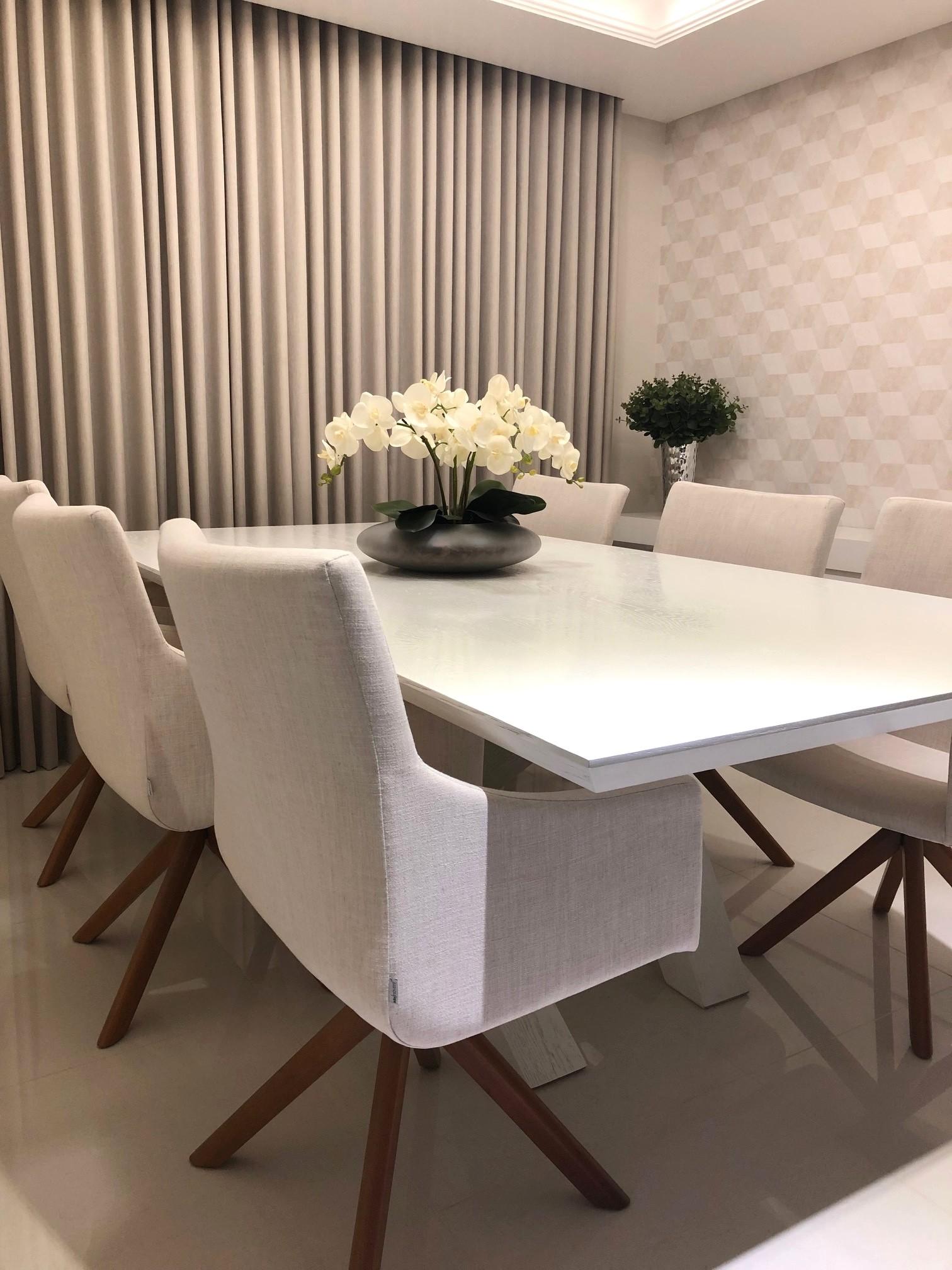 Sala de Jantar | AM-MAQUÉRLI GIORA | ARQUITETURA E INTERIORES