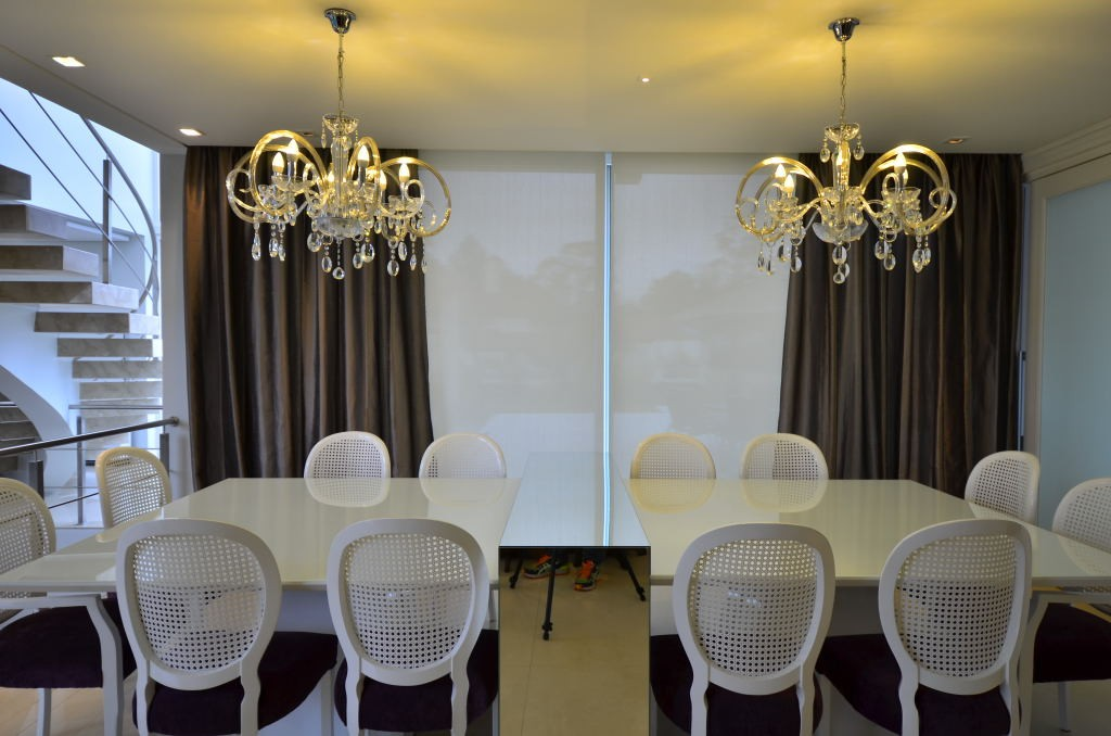 Residência Canoas  - Sala de Jantar-MARCELO JOHN ARQUITETURA E INTERIORES