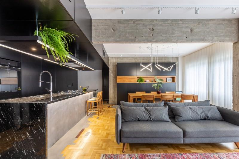 SALAS - Apartamento ER-OFICINA CONCEITO ARQUITETURA