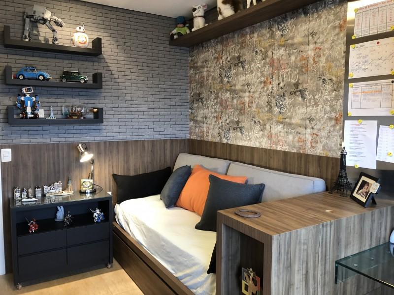 QUARTOS - Dormitório Teen-CAROL OCHMAN ARQUITETURA DE INTERIORES