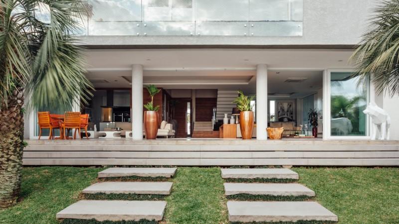 Casa DGP - ÁREA EXTERNA-KALI ARQUITETURA