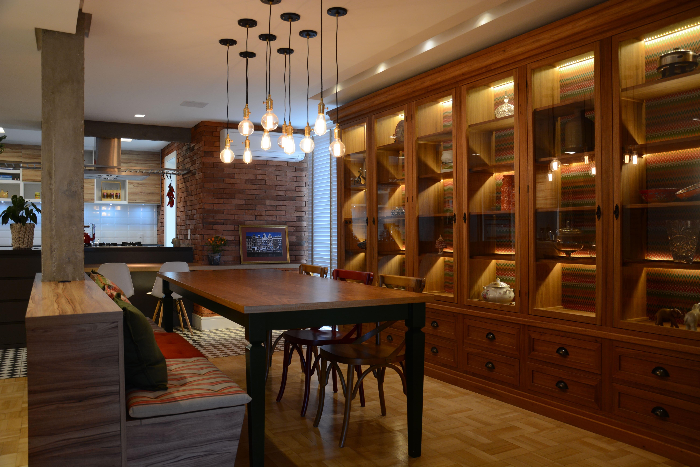 COZINHAS - Apartamento AS-CARINA FRAEB ARQUITETURA