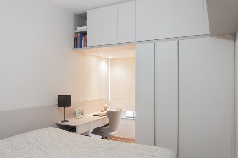 Apartamento LRO - QUARTO-KALI ARQUITETURA