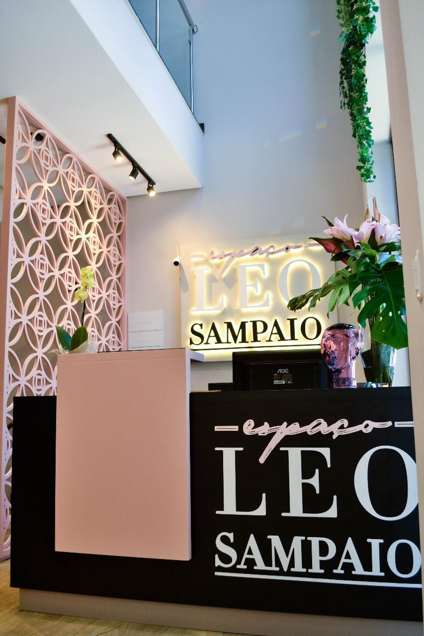 Espaço Léo Sampaio-DUPLO ARQUITETURA E DESIGN