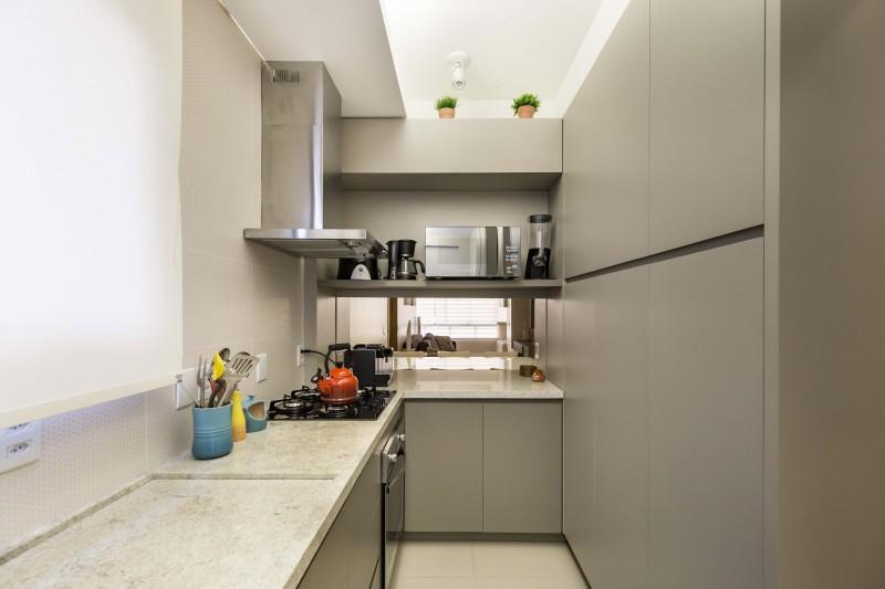 Apartamento LRO - COZINHA-KALI ARQUITETURA