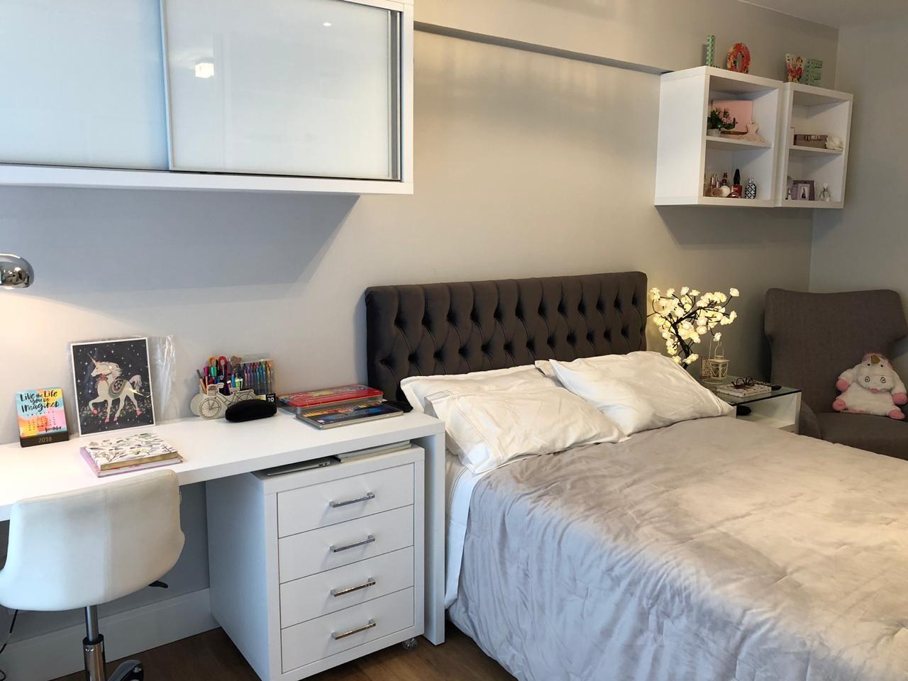Dormitório Jovem-HF LAURINO ARQUITETURA & INTERIORES