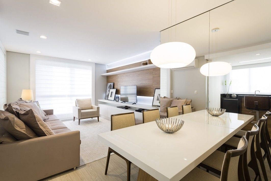 COZINHAS - Apartamento Delazzeri-IRIS SCHMITT ARQUITETURA