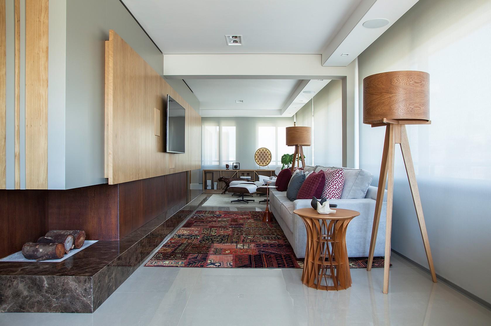 Matisse - Sala de Estar-CRISTIANE TOTTI ARQUITETURA & INTERIORES