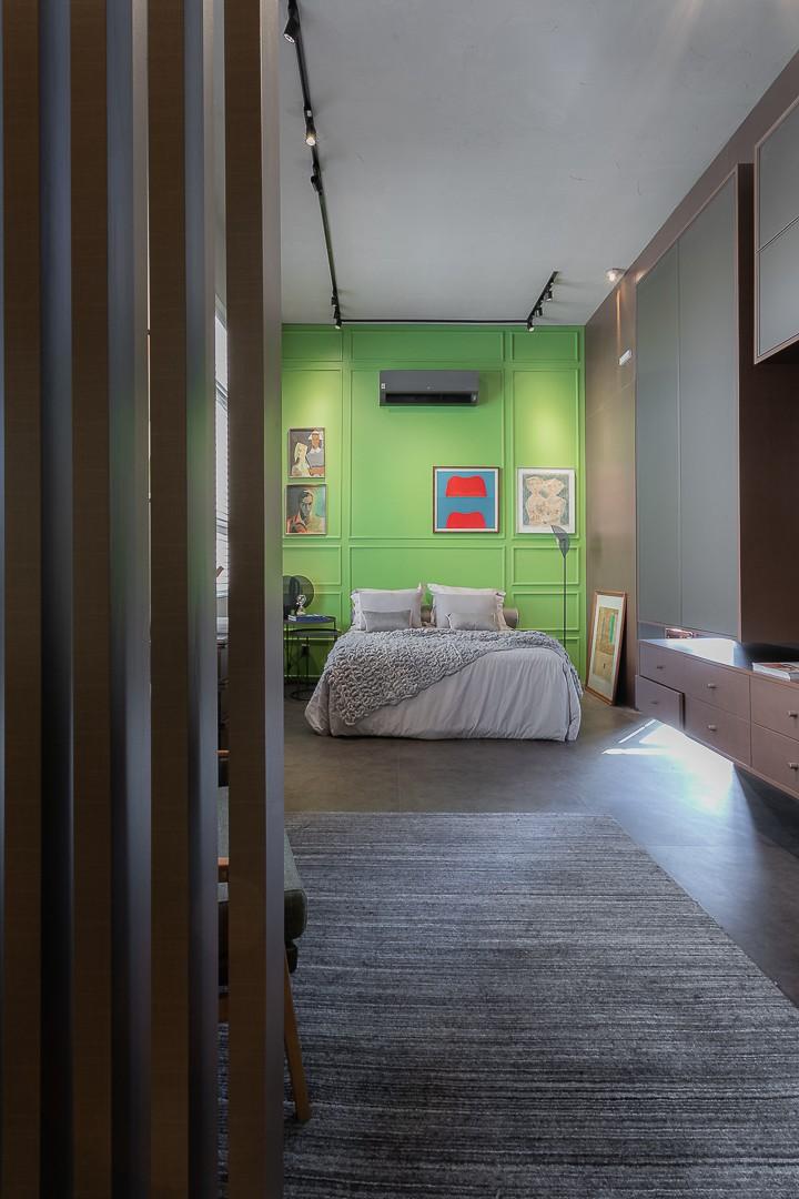 QUARTOS - Apartamento Singular-ACLAENE DE MELLO