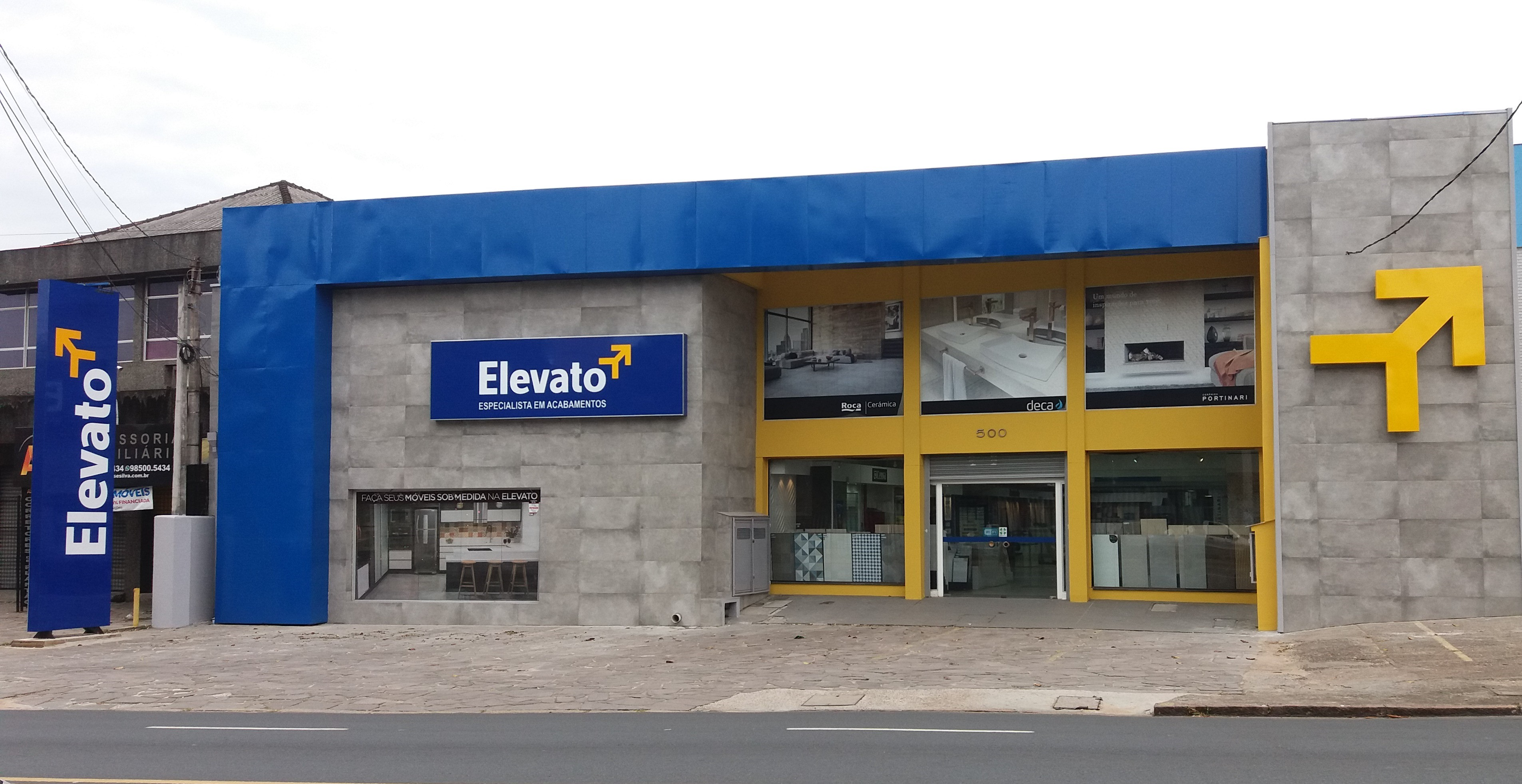 ELEVATO MATRIZ