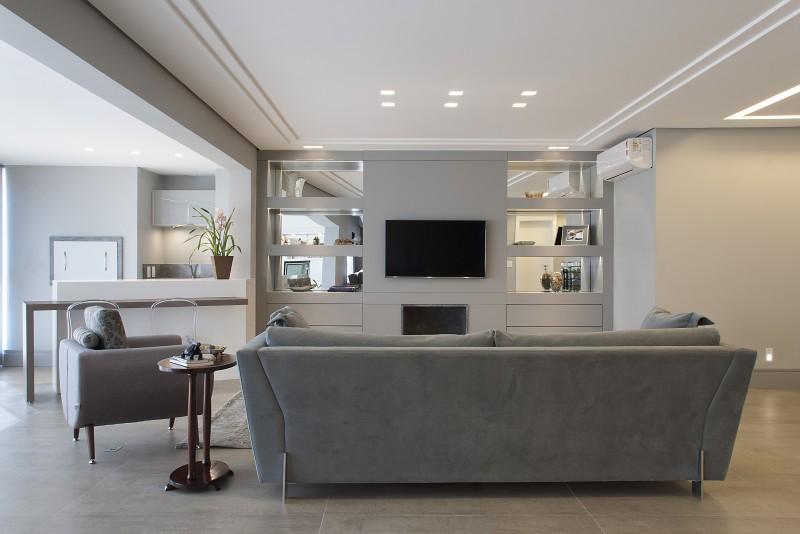 SALAS - Apartamento TG-CARINA FRAEB ARQUITETURA