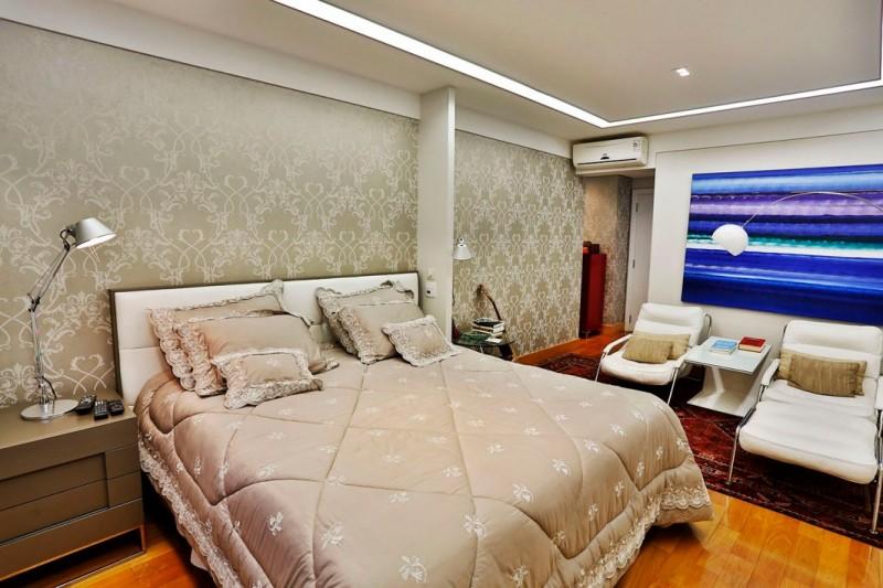 QUARTOS - Apartamento São Paulo-KÁTIA SOARES ARQUITETURA