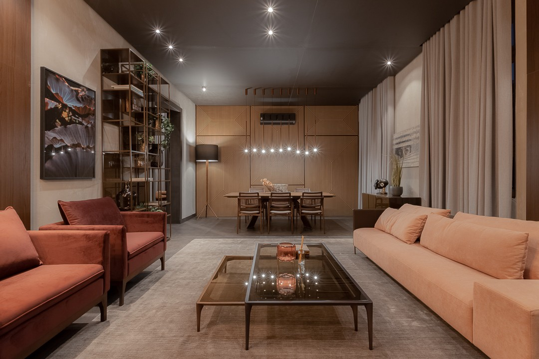 SALAS - Apartamento Singular-ACLAENE DE MELLO