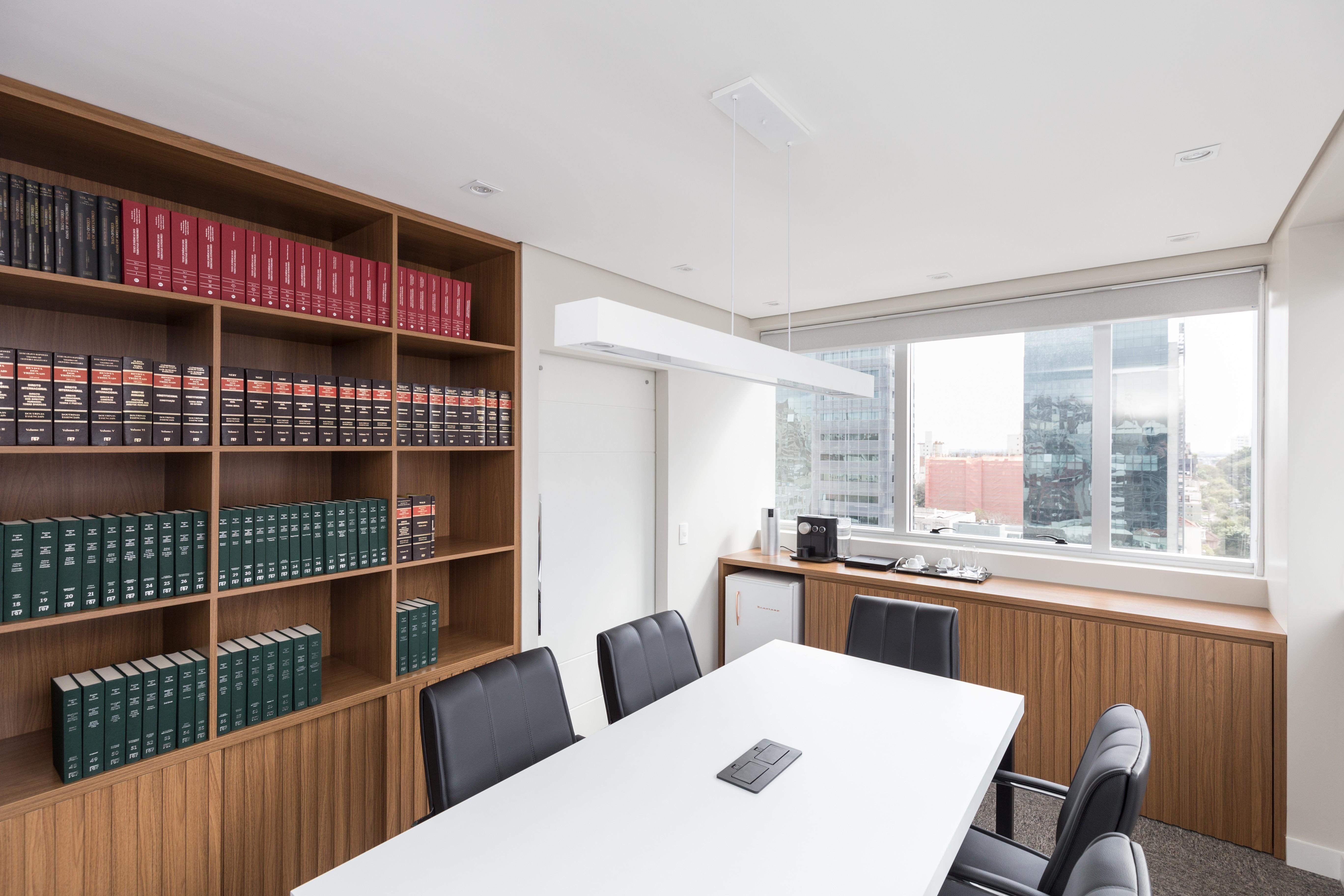 COMERCIAIS - Escritório de Advocacia - Mariland-PANDORGA ARQ. STUDIO