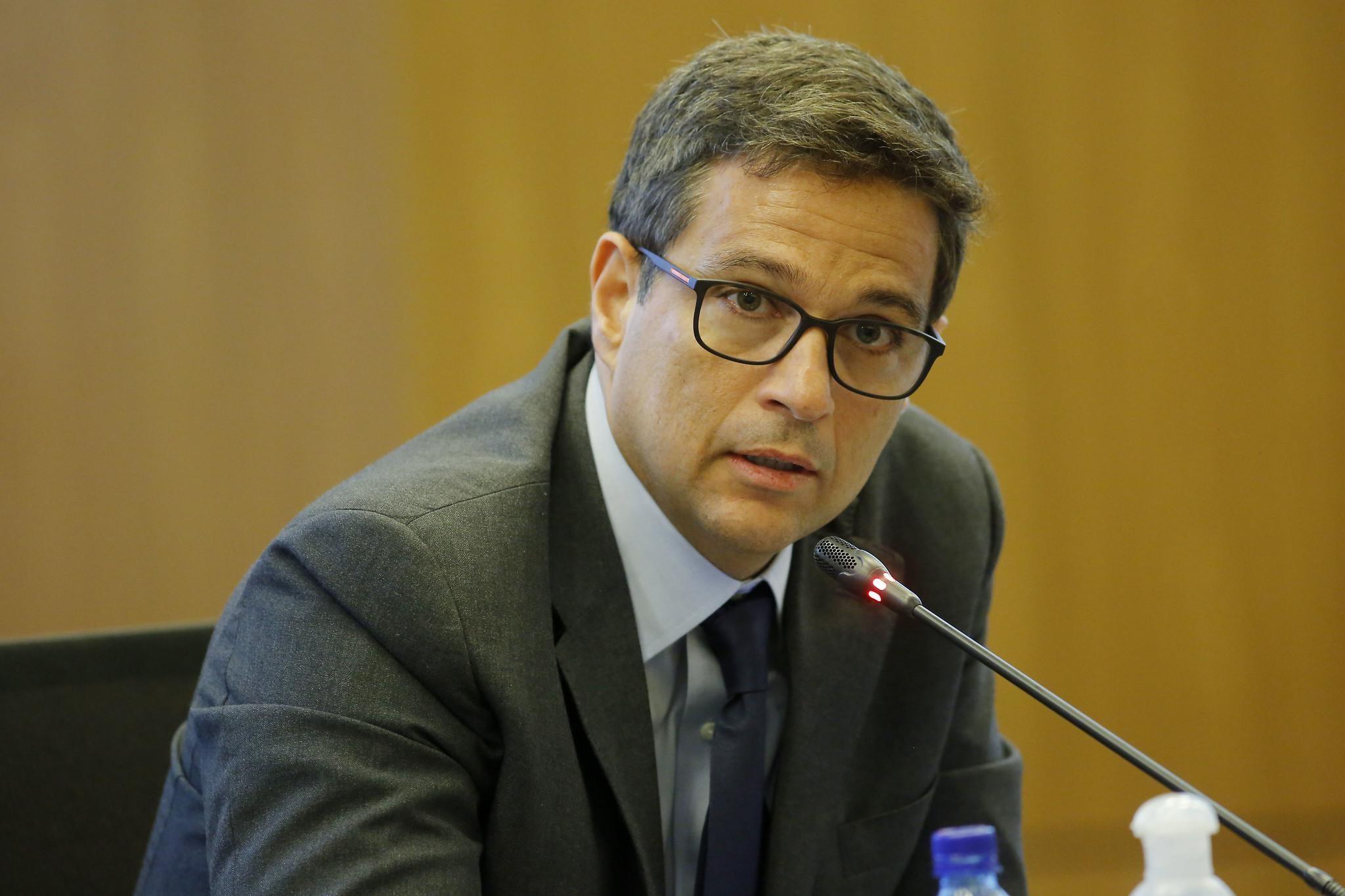 Campos reforça que criação do Pix não tem a ver com eventual imposto